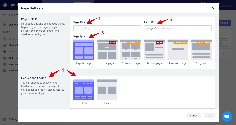 pagefly-create-regular-page-01