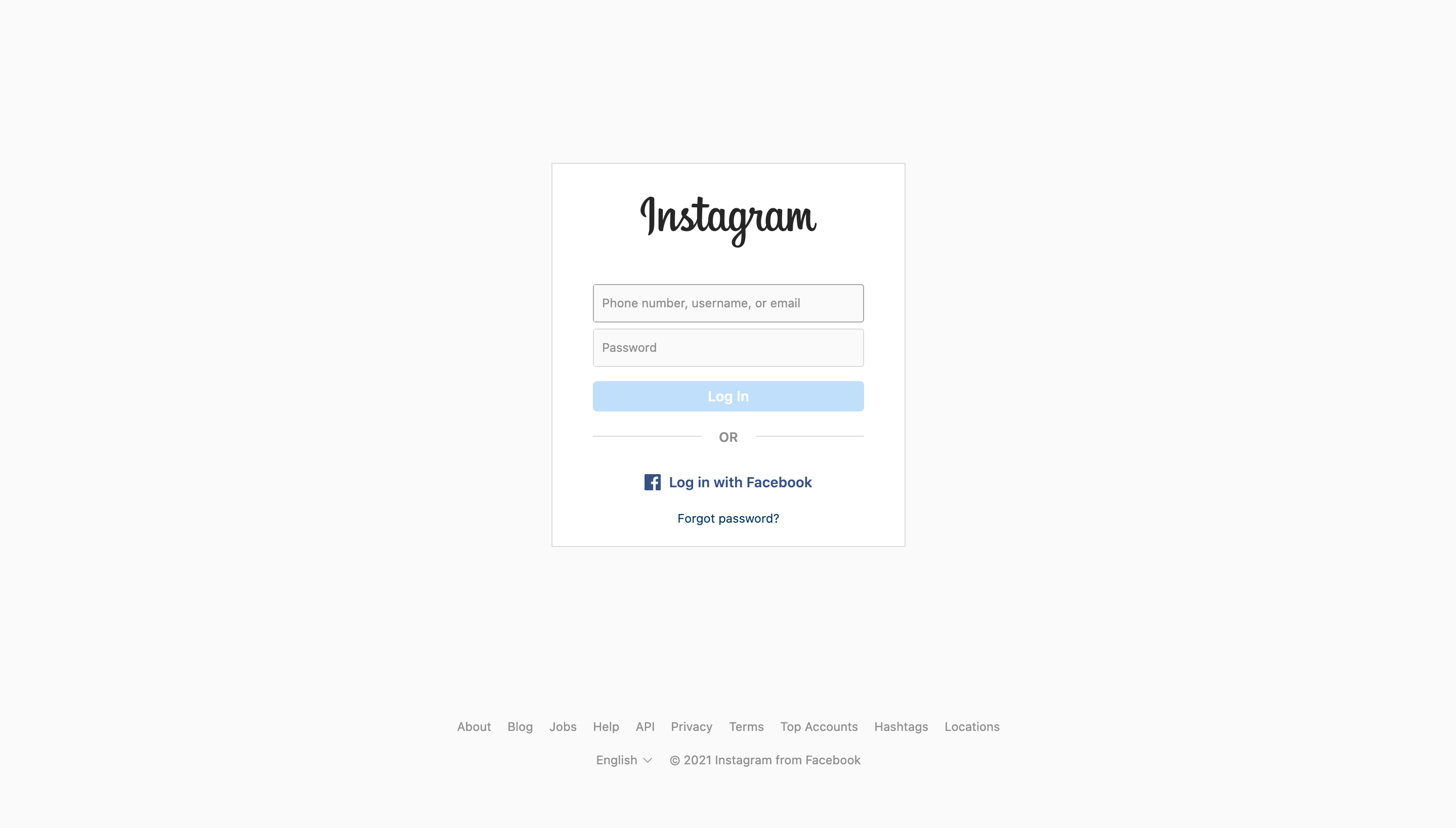 pagefly instagram element