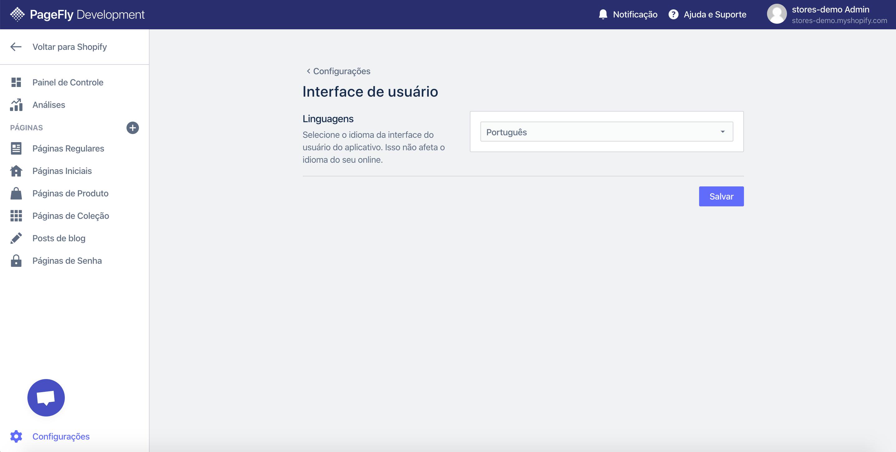 Português PageFly